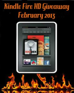February 2013 Kindle Fire