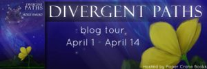 Divergent Paths blog tour