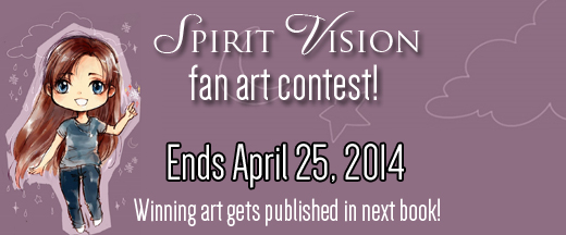 Spirit Vision fan art contest