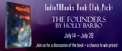 The Founders by Holly Barbo book club