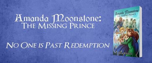 Amanda Moonstone: The Missing Prince banner