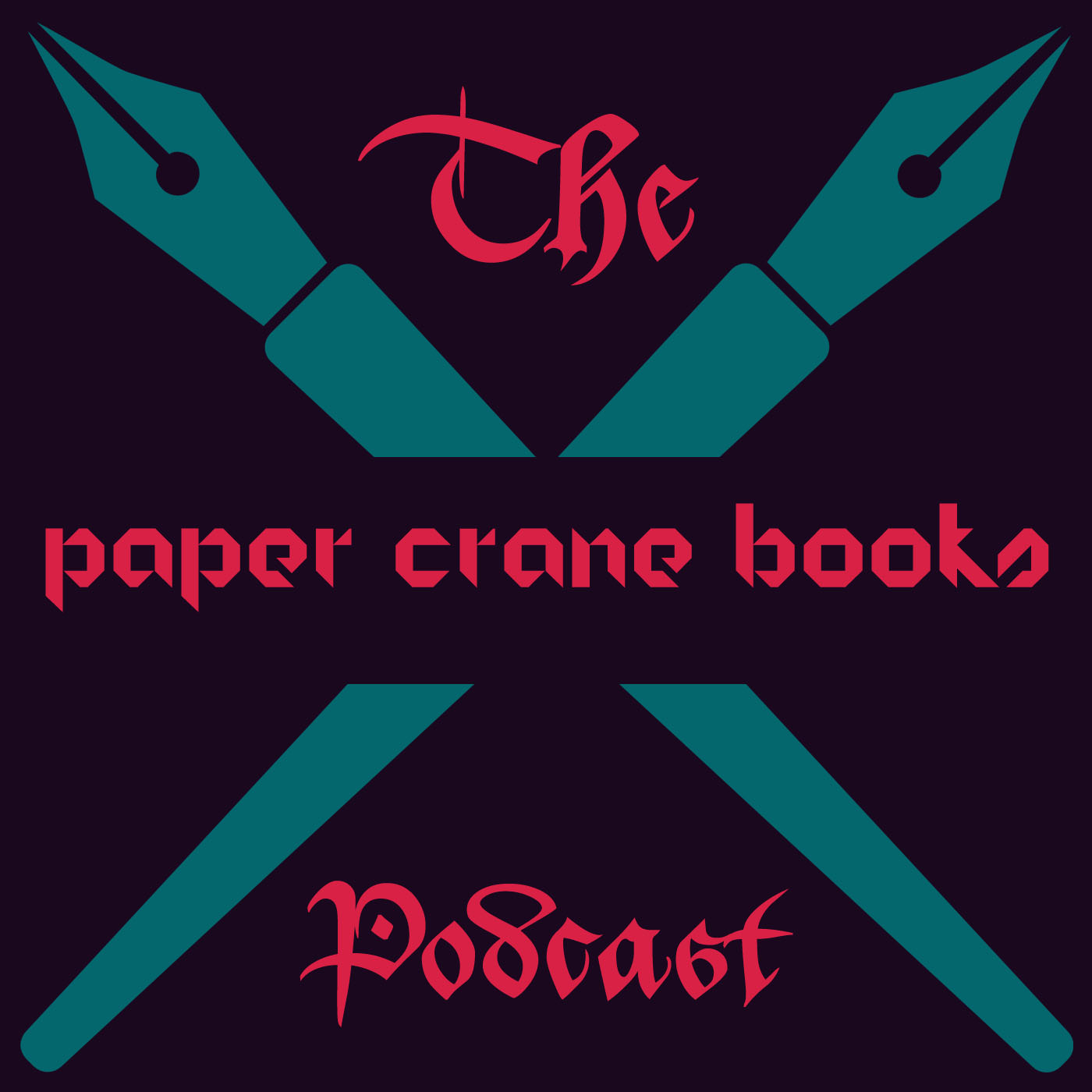 The Paper Crane Books Podcast